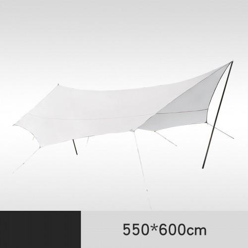 Outdoor große Baldachin-Markise faltbare einziehbare regenfeste Sonnencreme für den Außenbereich Pergola Sonnencreme UV-Camping