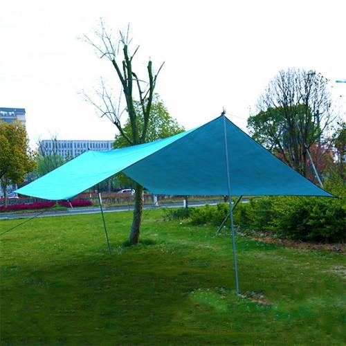 Outdoor-Multifunktions-Baldachin wasserdicht Sonnenschutz Strand Pergola Schatten Zelt