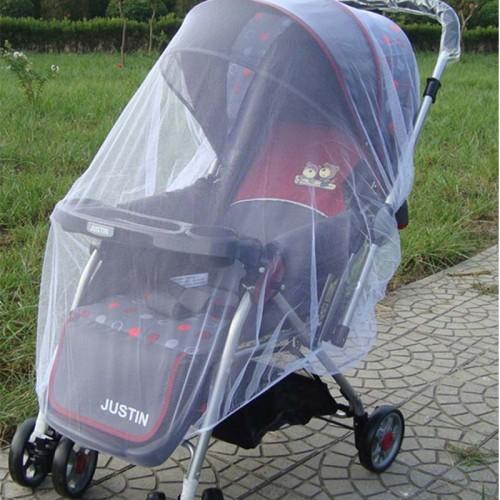 3er Pack Baby Moskitonetz für Kinderwagen Träger Autositze Wiegen, tragbare langlebige und langlebige Infant Insect Shield Netting